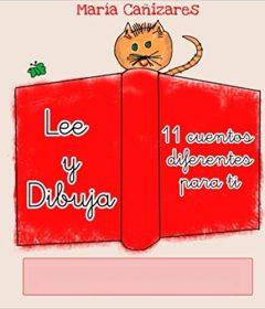 Portada libro Leey y Dibuja